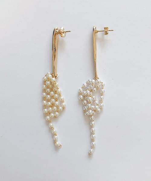 silk earring