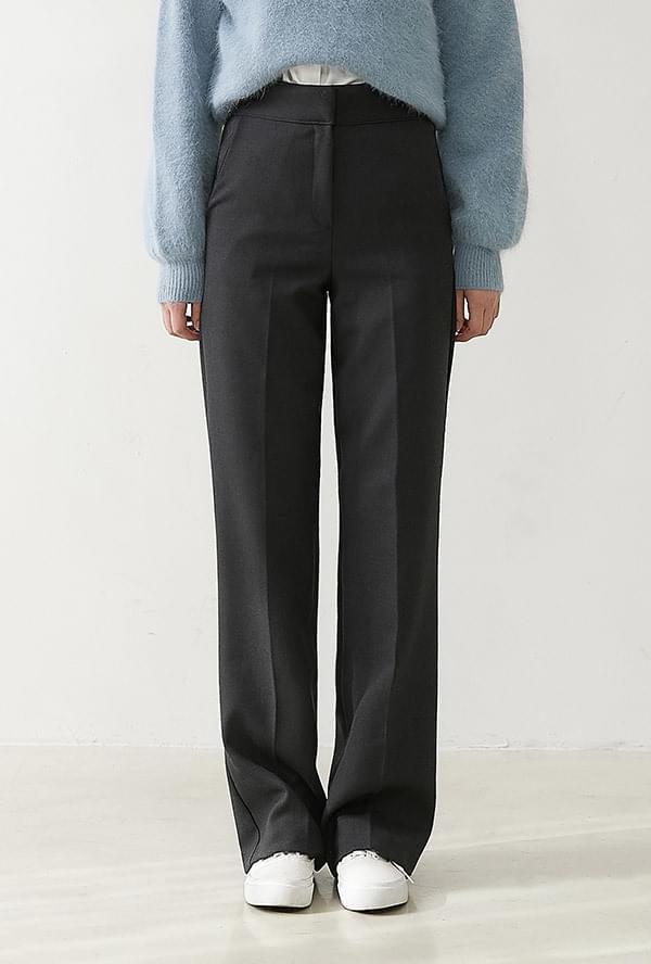 Keene brushed slacks pants