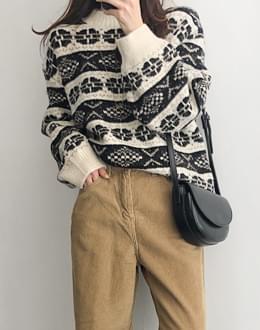 앤드류 knit (*2color)