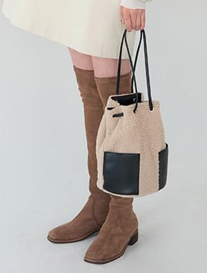 trendy mood dumble bag