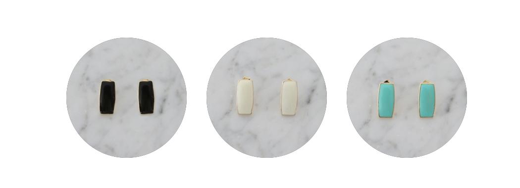 Zem No.298 (earring)