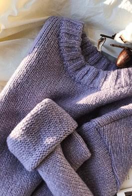 Shop round knit