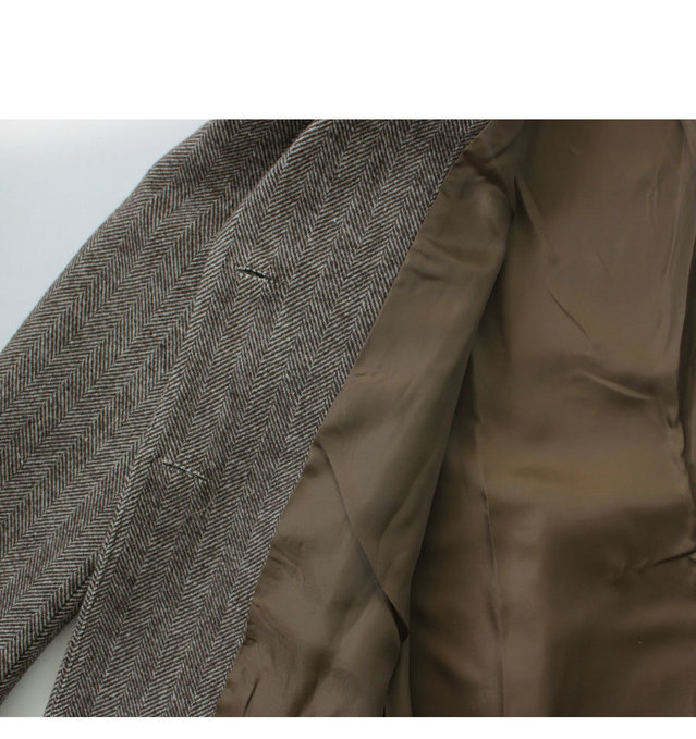 Brownie-herringbone jacket