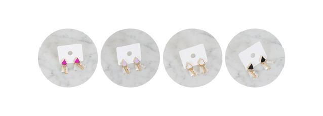 Zem No.186 (earring)