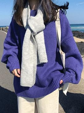 Minnie Knit Shawl