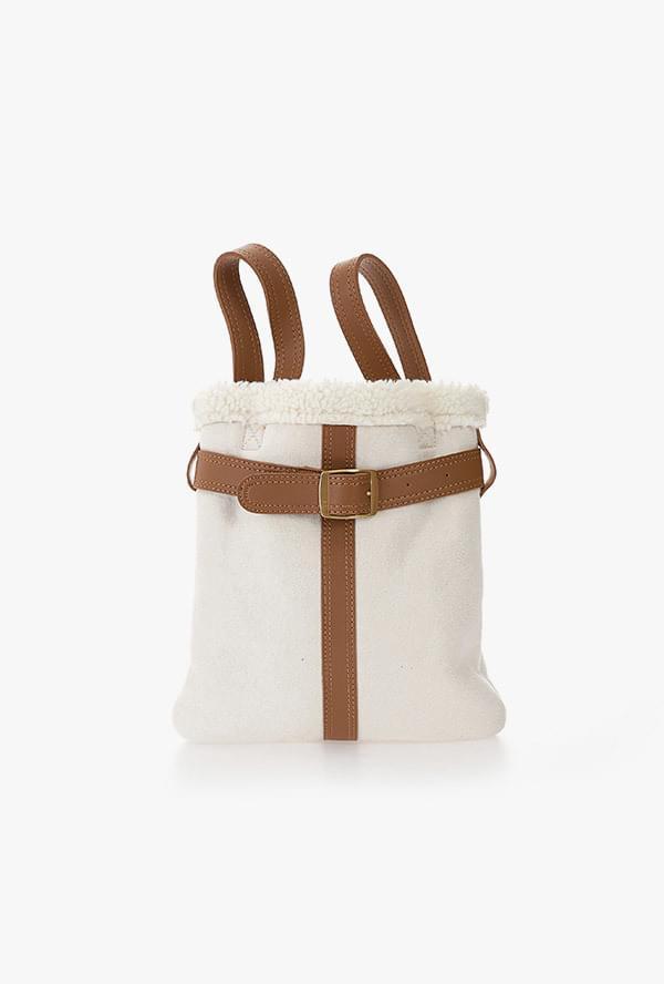 Oil temperature shoulder bag