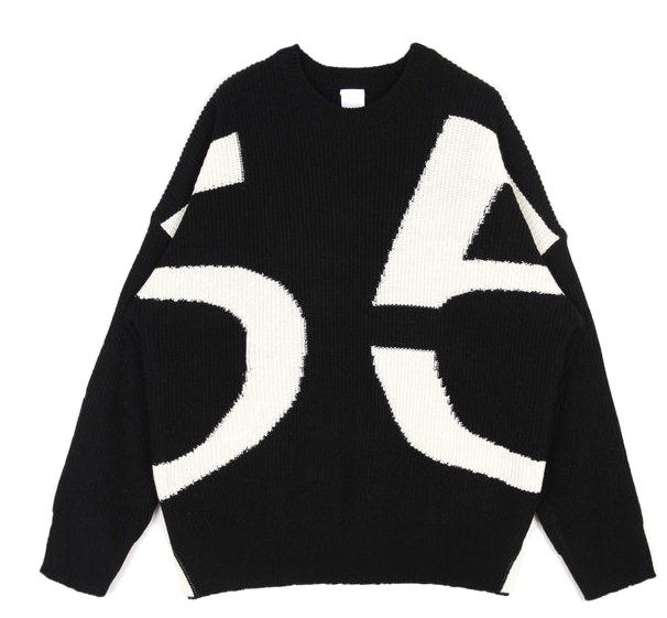 number 5 knit - UNISEX