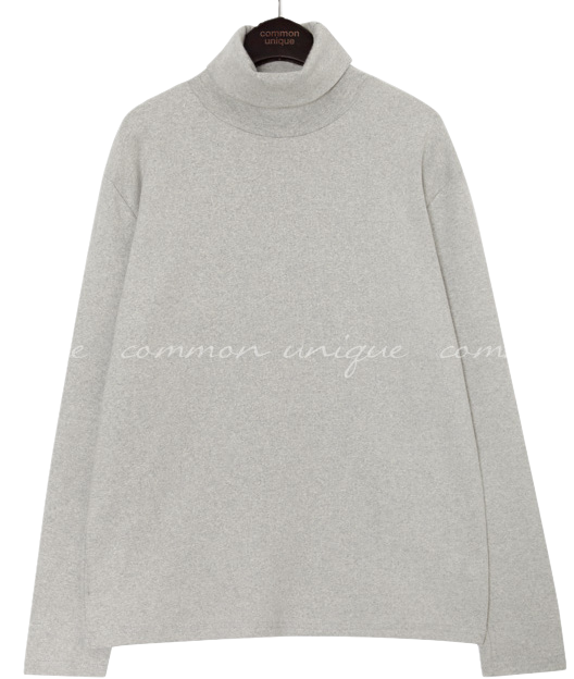 HAVE DAILY TURTLE NECK T - 2 TYPE