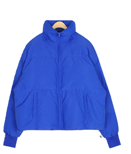 cover highneck duckdown padding