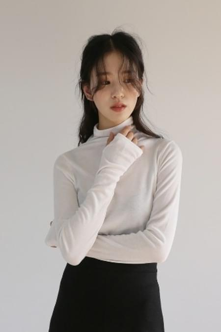 warmer turtleneck top