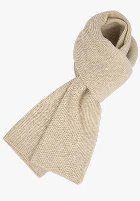 uni wool knit muffler
