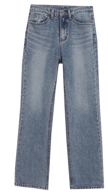 Port wide brim pants