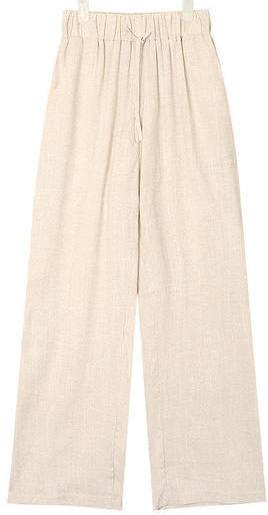 remain wide linen pants