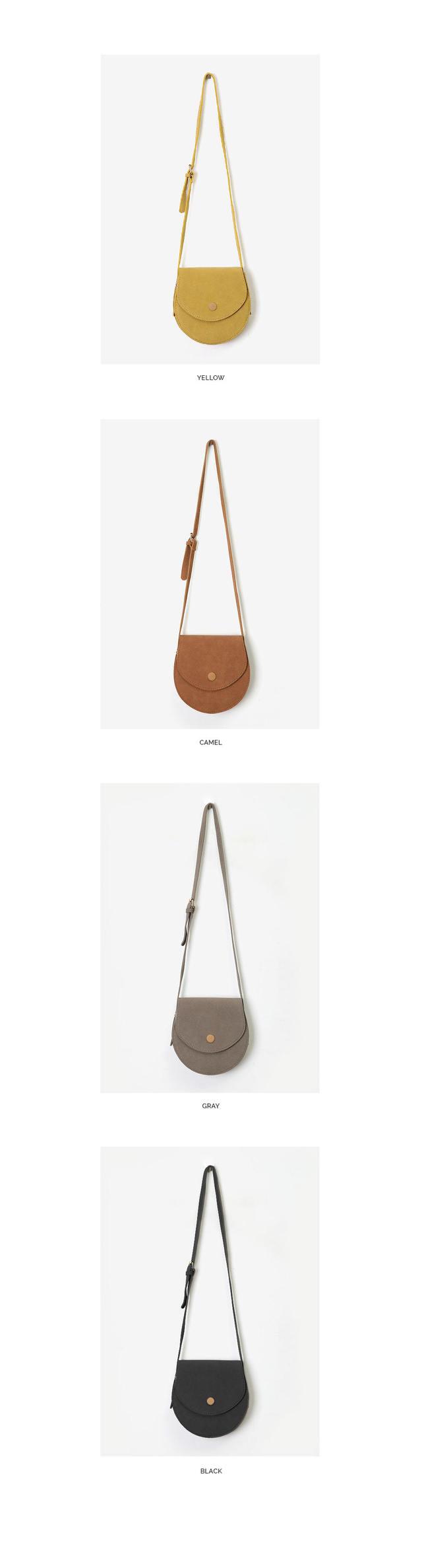 nice suede mini bag