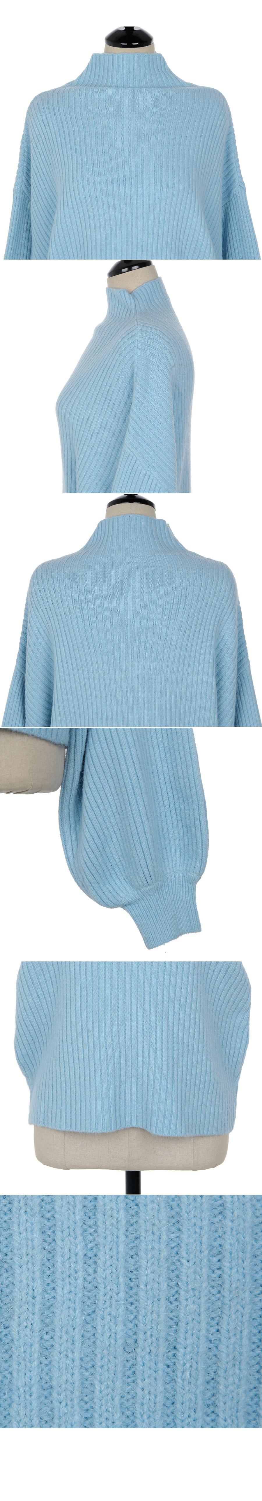 Goliath balloon knit