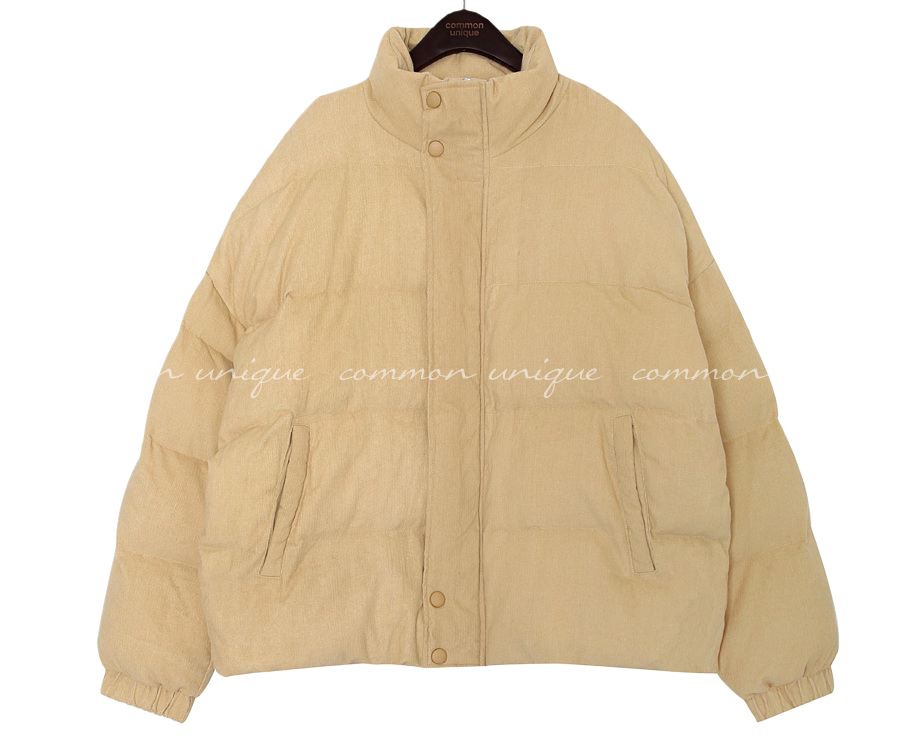 FOALS CORDUROY OVER FIT PADDING