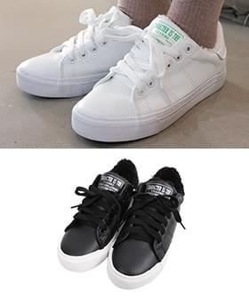 Simple Boa Sneakers