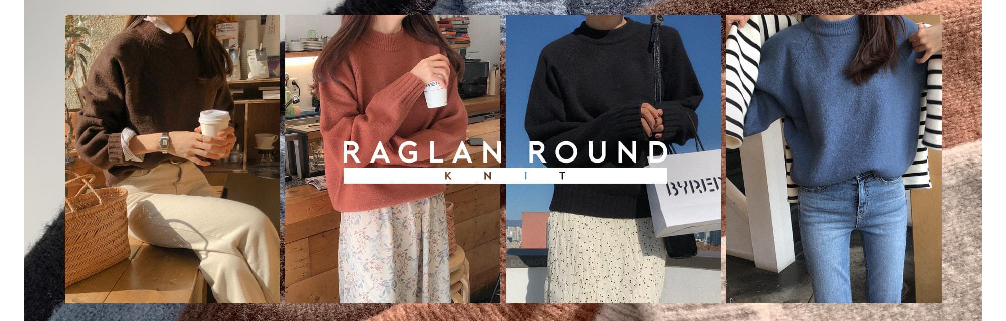 Knit Raglan Knit