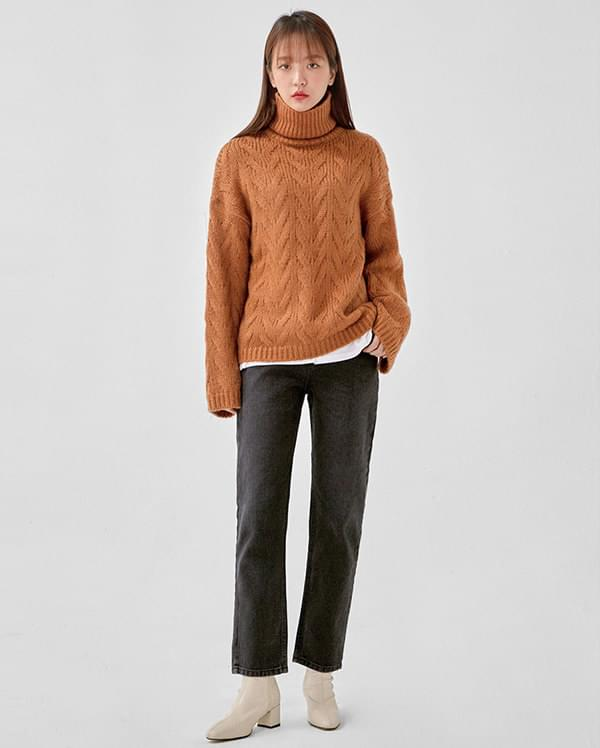 twist thick polar knit