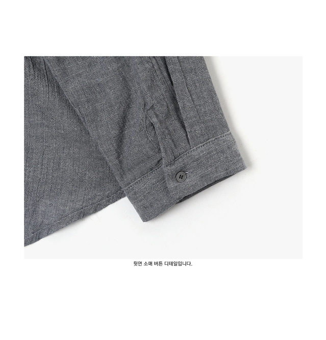 rove side button blouse