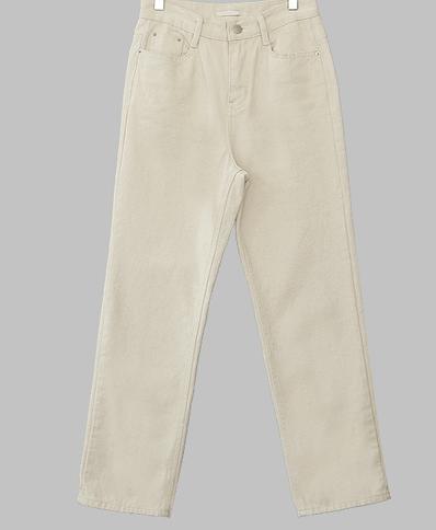 Creamy Date Pants