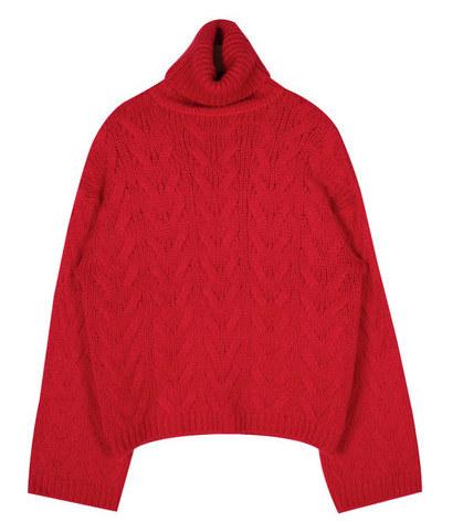 twist thick polar knit