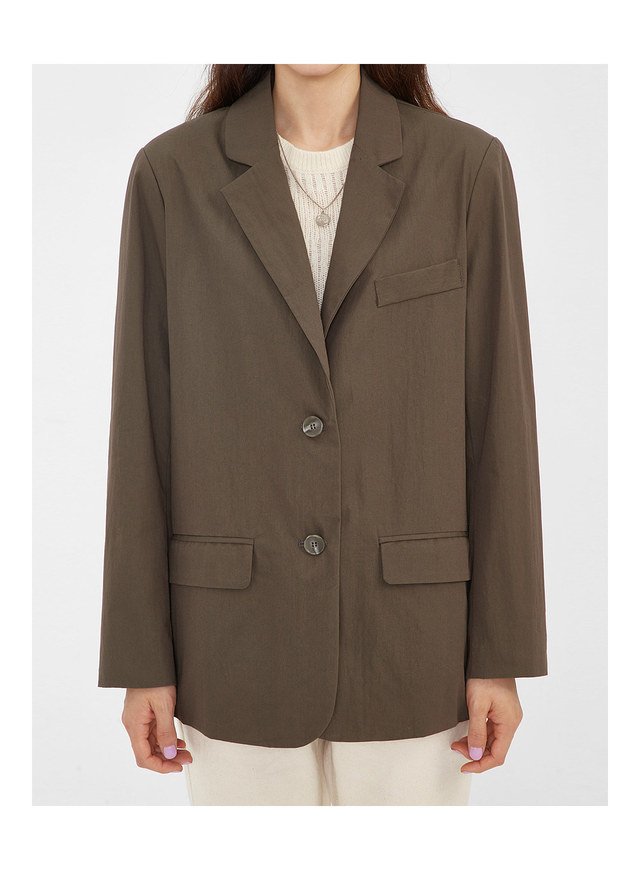 want to button jacket