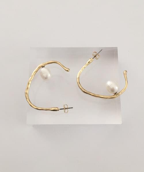 macaron earring