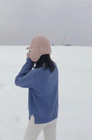 Sapporo- Fleece ear cap