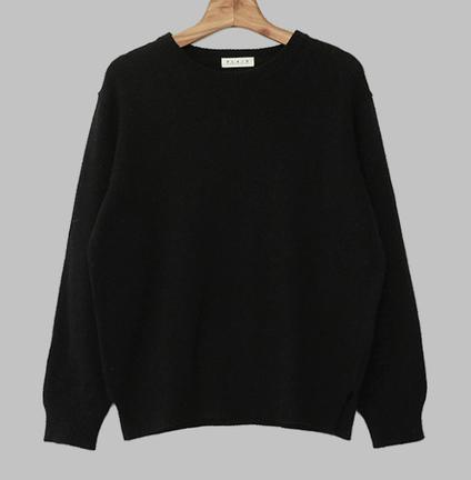 Self-produced / PBP. Mild round wool knit