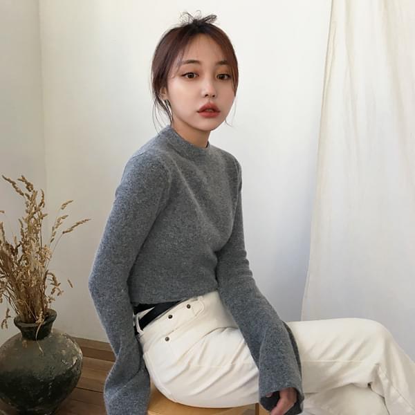 Slim Angora knit