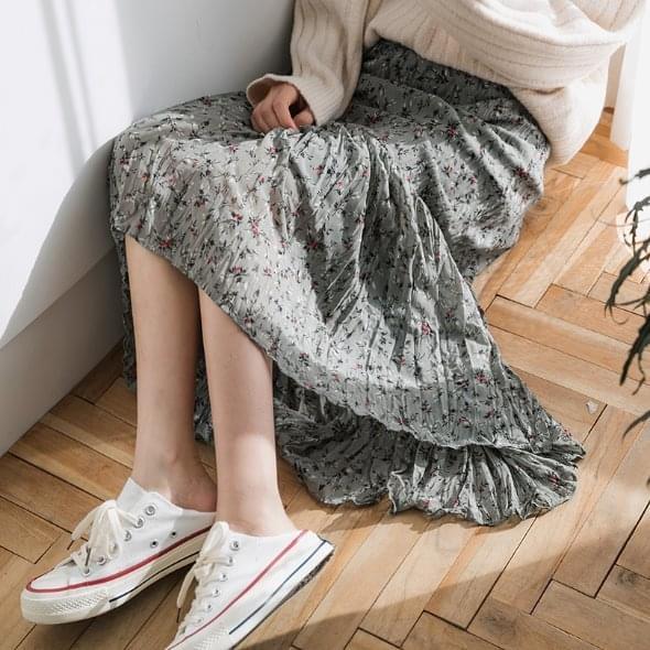Willie Flower Skirt