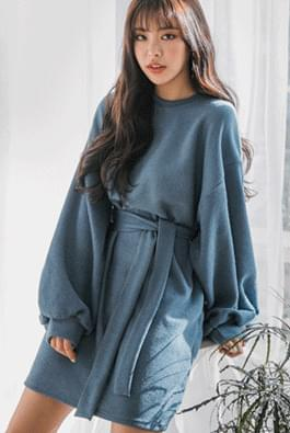 knit strap dress