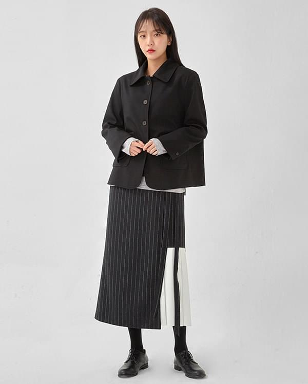 avenue short jacket