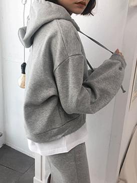 Brushed Cord Hood & Skirt