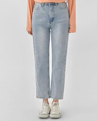 santorini vintage denim pants