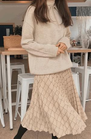 Kola corporate loose fit knit