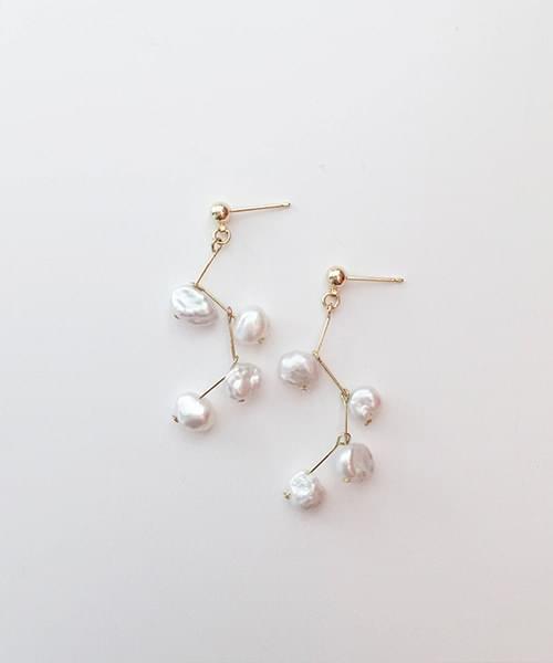 again earring
