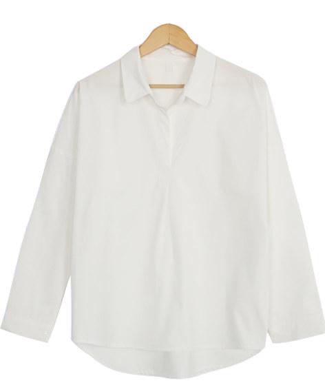 Shabeth half-open shirt