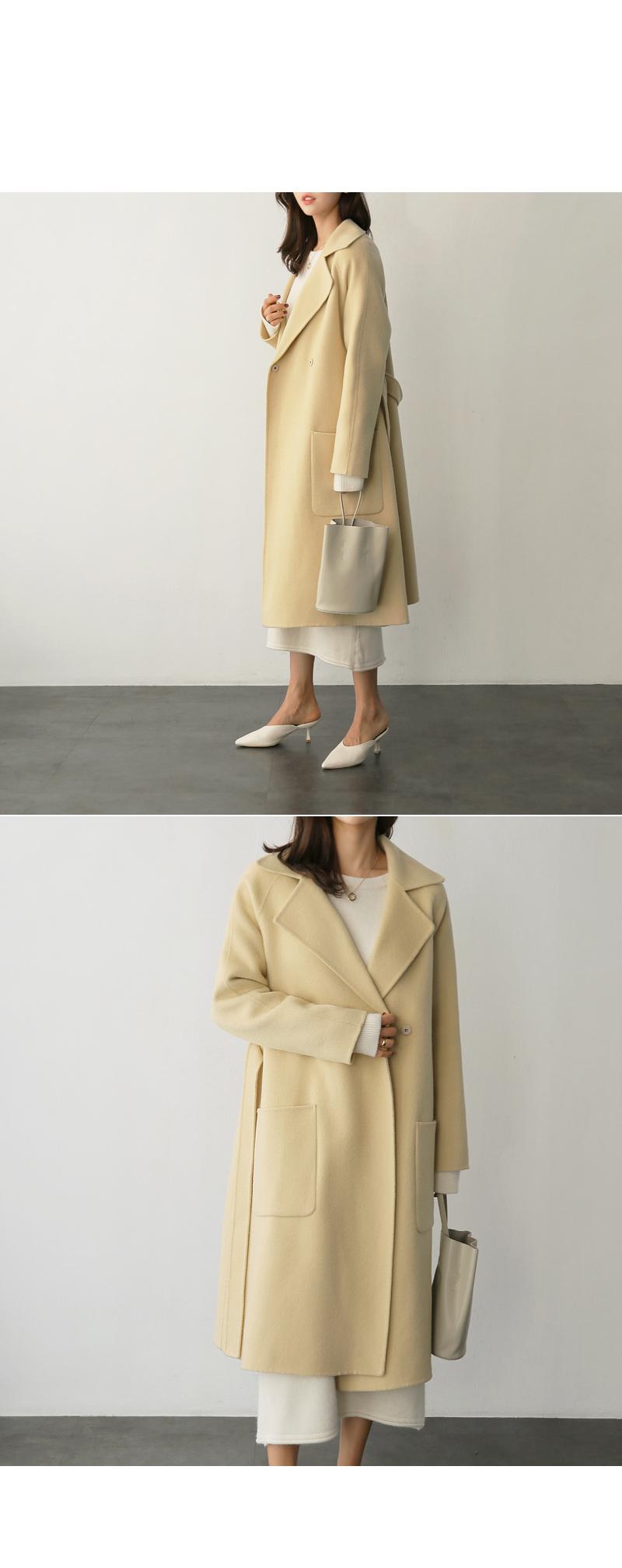 Giselle handmade coat