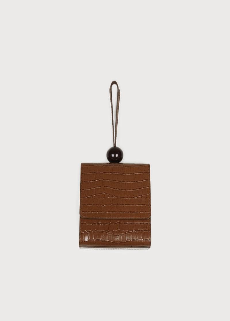 Beads Square Tote Bag