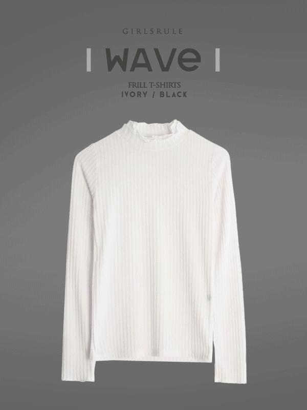 Romance Two-Wave Goldie Tee