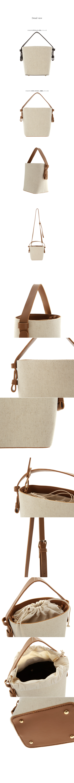 Cylindrical tod bag