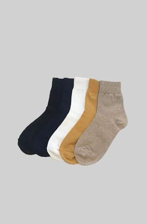 Ankle Tantan Basic Socks