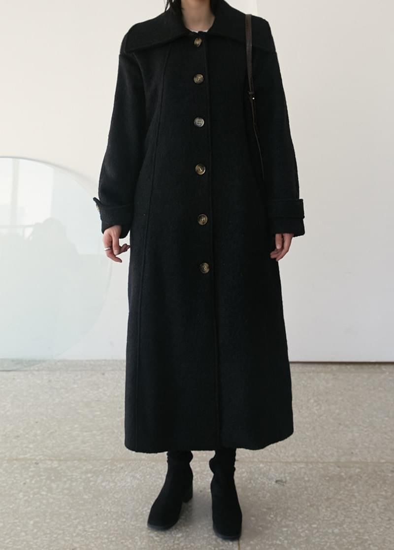 Long color coat