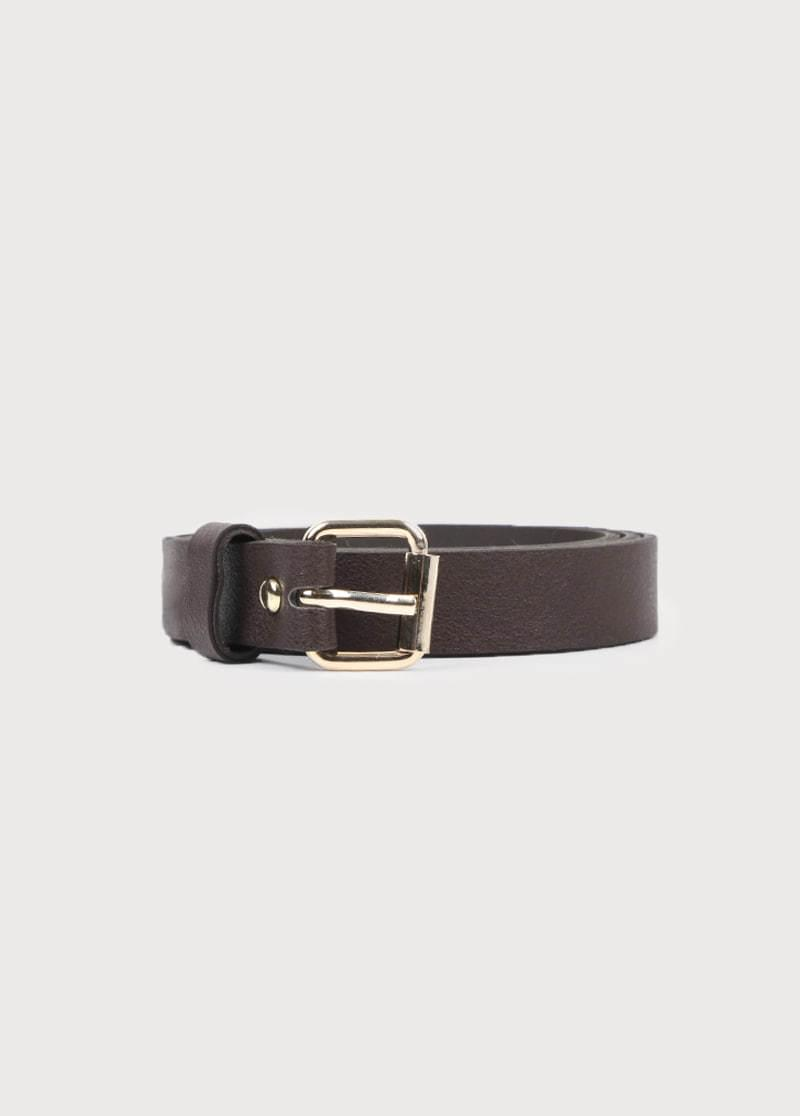 Brown Square Belt