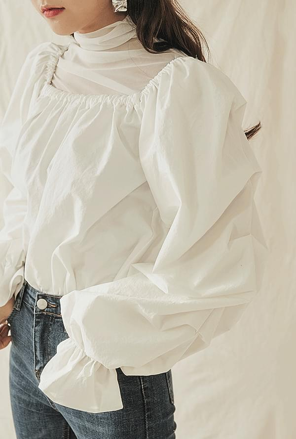 Rohne Shirring Blouse