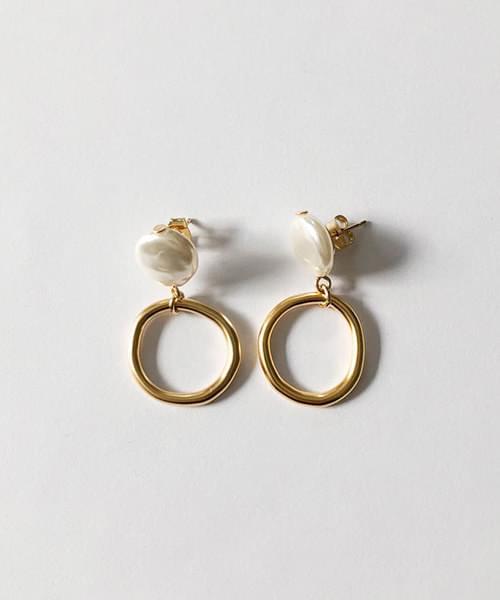 wet earring