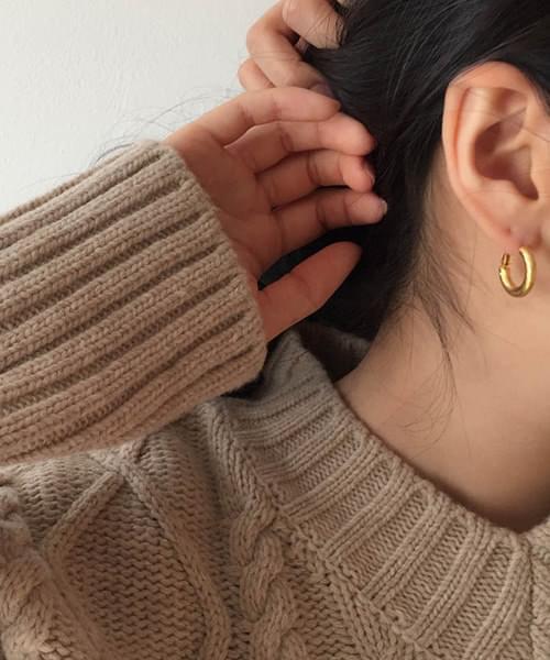 always earring