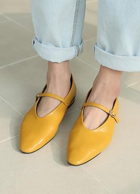 Maybie Flat Shoes